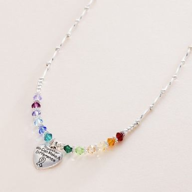 Together Awareness Necklace | Someone Remembered